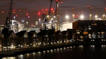 Timelapse 'London Skyline'